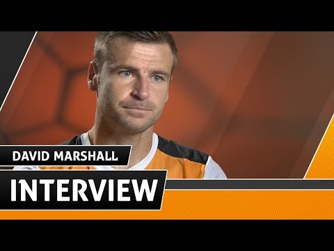 Interview | David Marshall on Squad Mentality & Changes to Traditional Goalkeeper Coaching