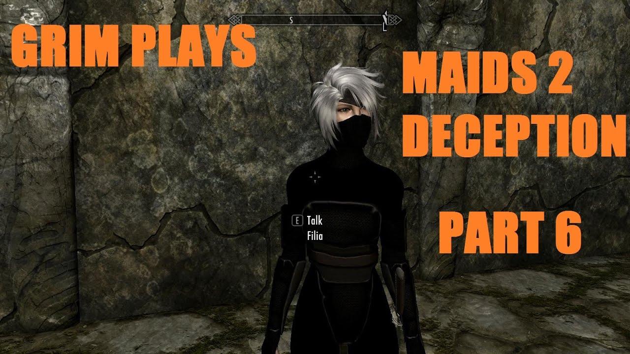 Maids 2 Deception #6: Whores!
