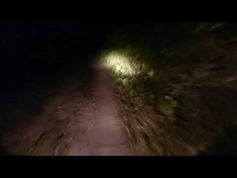 vlog menakutkan - bokeh malam hari asli