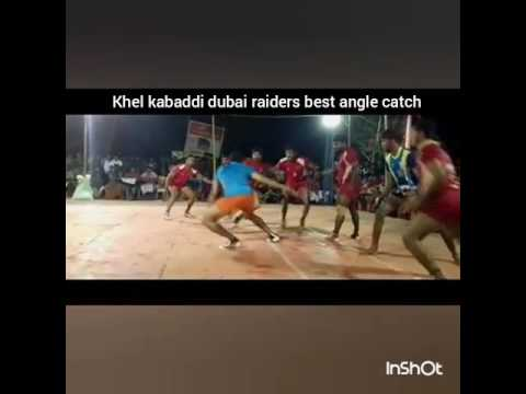 Dubai kabaddi best defense