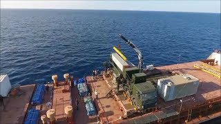 Israel Tests Sea Launched LORA Missile
