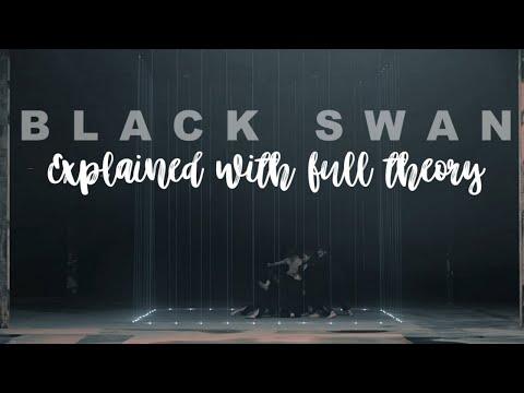 BTS - BLACK SWAN [EXPLAINED LYRICS WITH FULL THEORY AND ANALYSIS]