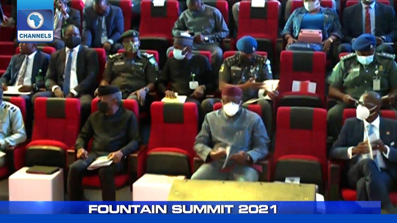 Download Fountain Summit 2021 Kicks Off In Ekiti State