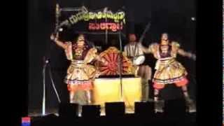 Yakshagana 2007 - Chanda Munda - Vishwanath Achari, Yaaru Antha Neeve Comment Maadi - Saligrama Mela