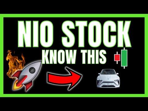 Download NIO STOCK KNOW THIS | $NIO Price Prediction + Technical Analysis