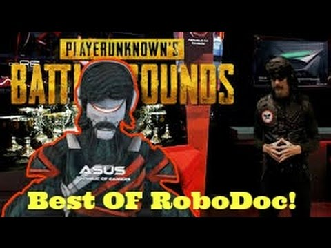 Dr Disrespect | The RoboDoc Chronicles...