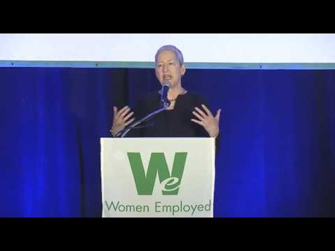 Anne Ladky's Keynote Address at The Working Lunch 2017