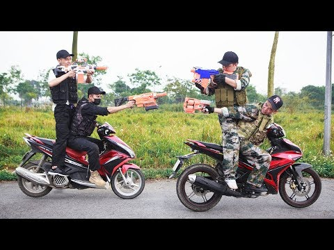 Nerf Guns War: SEAL TEAM Special Fight Group Of Dangerous Fools 2