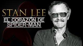 Stan Lee, el corazón de Spider-Man