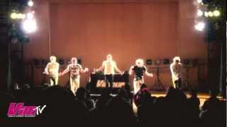 Vimclip Live at 東京電機大学 BAD GAME ~ Dance