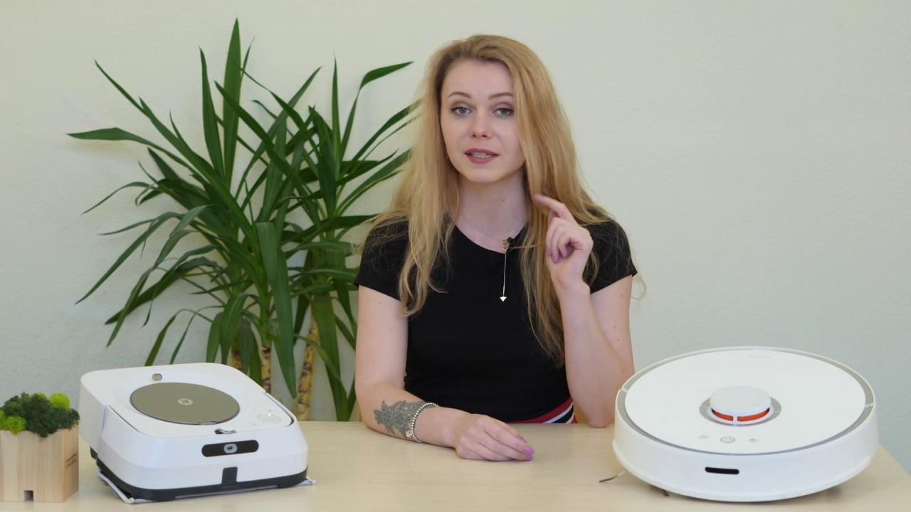 ТЕСТ: чем робот-полотер лучше универсального робота-пылесоса?