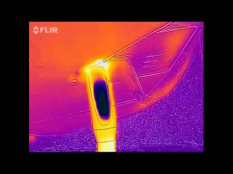 Tesla Motors: Good Reason WHY Liquid Cooled Supercharger Cables are needed! 180*F