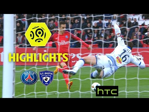 Paris Saint-Germain - SC Bastia (5-0) - Highlights - (PARIS - SCB) / 2016-17
