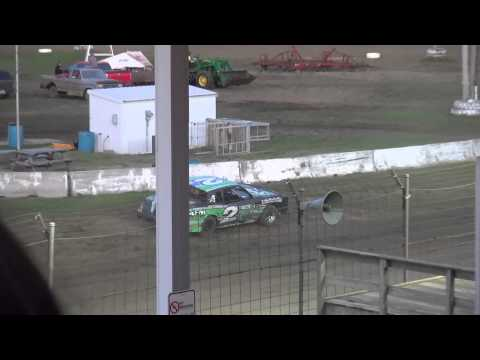 USRA Hobby Stock feature Cresco Speedway 5/31/15