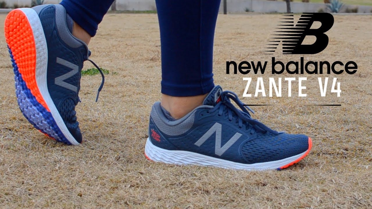 new balance zante v3 damen test