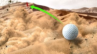 SANDSTORM MINIGOLF - GOLF IT
