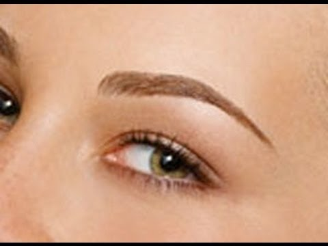 Re-Grow Your Eyebrows From Being Over Plucked, Tweezed, Or ...