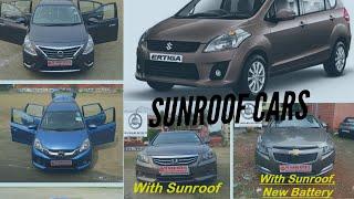 Sunroof Sedan Used Cars in 3-4 Lac   Discount: 10K-50K   Honda Accord - Chevrolet Cruze