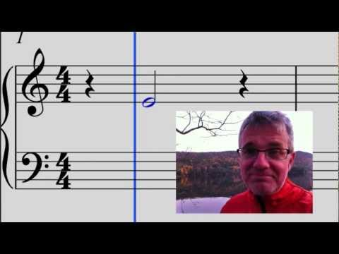 Music Theory Quick Tips 8 Middle C - Music theory Video Tutorial