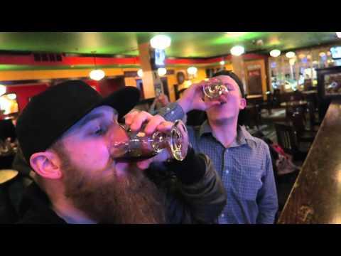 Boston bar crawl!