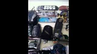 Tamara Skateshop / surfshop Tombola Antiz morock