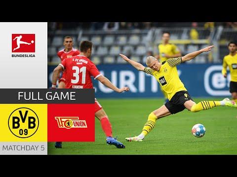 Borussia Dortmund - Union Berlin    Game   Matchday 5 – Bundesliga 2021/22