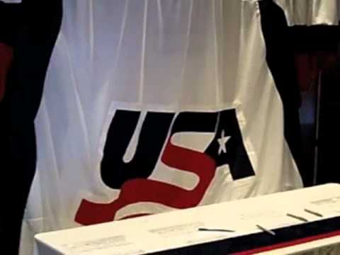 Sign the Team USA Jersey