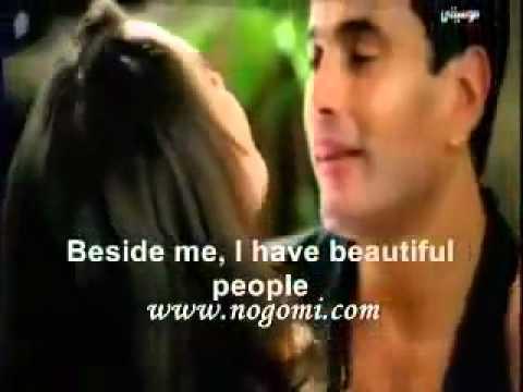 A romantic Arabian song with an English Subtitles Amr Diab