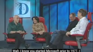 Steve Jobs and Bill Gates Face Off | ٍEnglish Subtitle