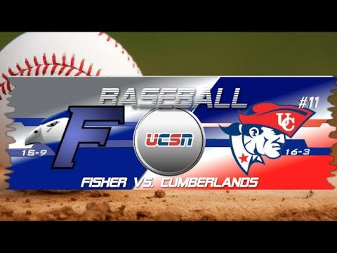 University Of The Cumberlands - Baseball Vs. Fisher College 2019