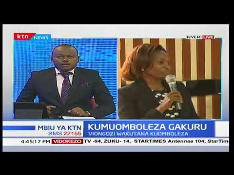 Mbiu ya Ktn 2017/11/14 full Supreme Court proceedings