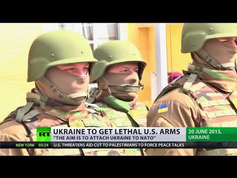 Lethal Aid: US to send weapons to Ukraine