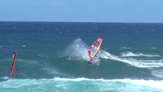 🌊Great Conditions Windsurfing at Ho'okipa 🌊☀️ - Nov. 12th