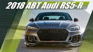 2018 ABT Audi RS5-R 530 HP 2.9 V6 | 0-100 km/h in 3.37 Seconds