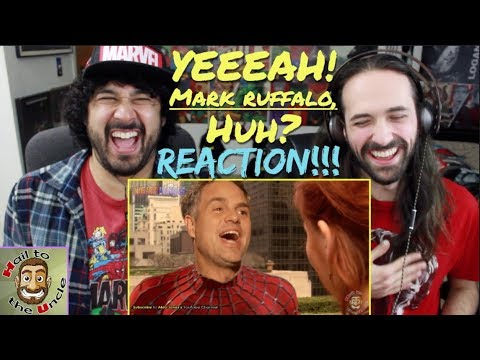YEEEAH! MARK RUFFALO, HUH? 💥Aldo Jones 💥 | THE MOST DEMENTED VIDEO ON YOUTUBE - REACTION!!!
