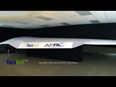 At last, a shape-morphing aircraft wing is here - no flaps