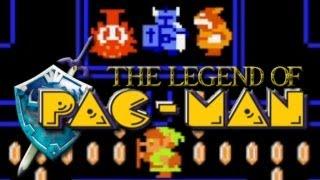 LINK: The Legend of Pac-Man (Zelda/Pac Man Mashup)