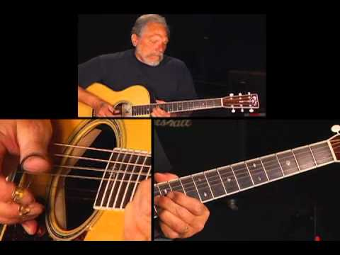 BreakDownWay - Online Guitar Lessons - Jorma Kaukonen teaches Come Back Baby