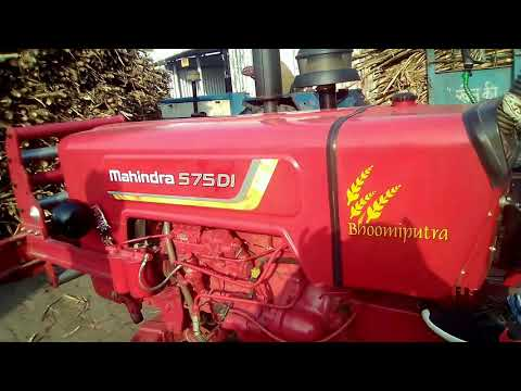 Repeat New Mahindra 575 DI & Trally by Sombir Singh Punia