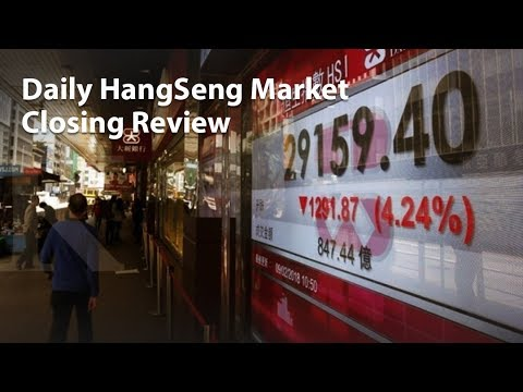 Daily Hangseng Market Closing Review (10 Juli 2018)