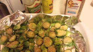 Healthy Living: Brussels sprouts made easy Thumbnail