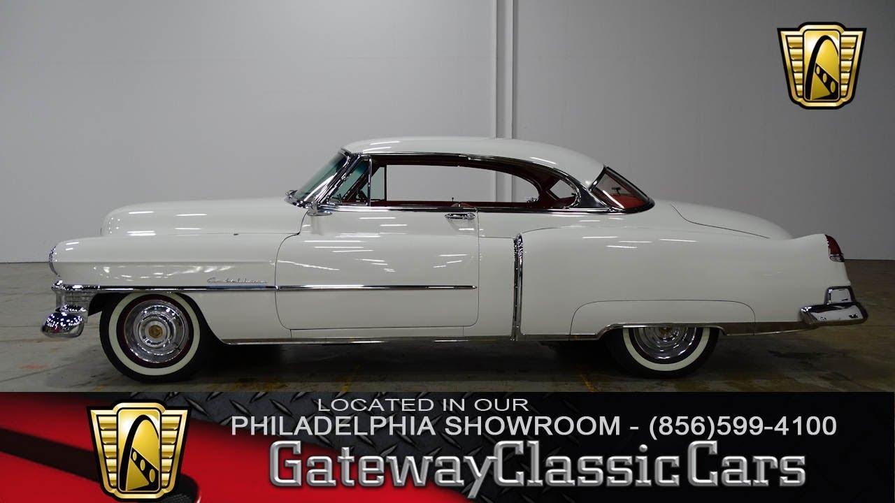 1950 cadillac coupe de ville series 62 gateway classic cars philadelphia 281 youtube. Black Bedroom Furniture Sets. Home Design Ideas