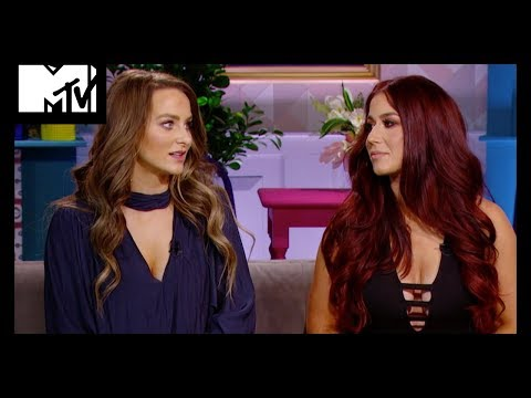 Leah & Chelsea Open Up About Reunion Drama | Teen Mom 2 | MTV