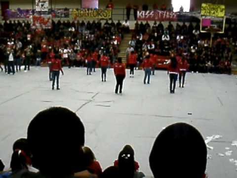 Monument Valley High School Pep Rally 09.