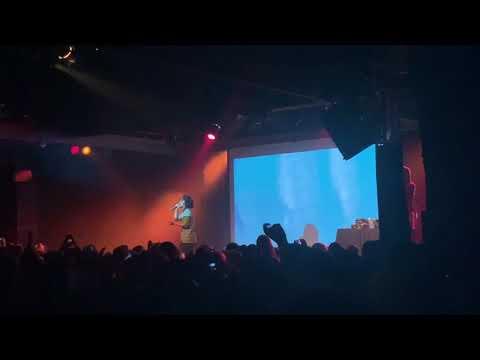 Earl Sweatshirt Live Seattle WA 4-14-19