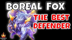 AMAZING Boreal Fox Castle Clash NEW HERO