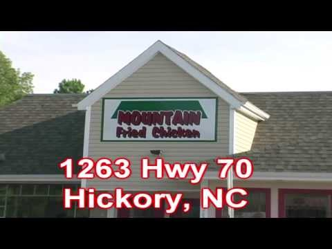 Mountain Fried Chicken in Hickory, North Carolina