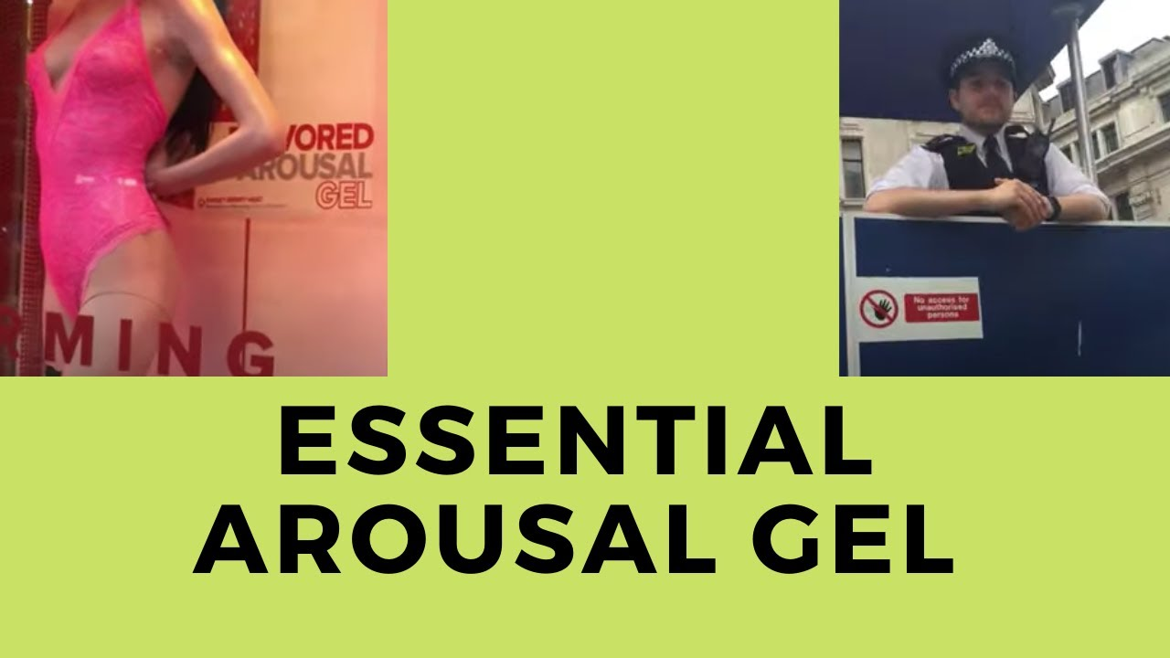 is Arousal Gel Essential?
