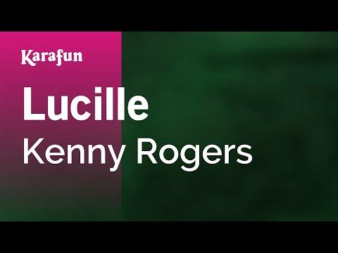 Karaoke Lucille - Kenny Rogers *