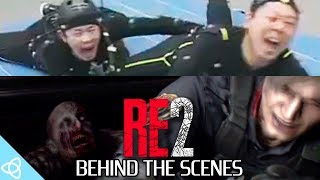 Behind the Scenes - Resident Evil 2 Remake [Making of]